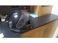 Motorbike helmet size medium