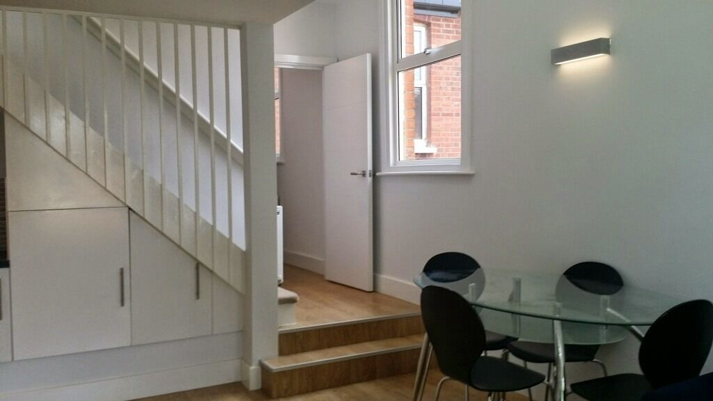 Architecturally designed... newly refurbished two double bedroom apartments