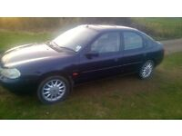 ford mondeo ghia x 2ltr auto 1999 50,000 miles only full leather
