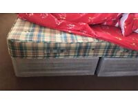 Free Double Bed - Good Condition