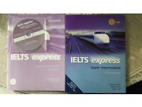 Coursebook+CD IELTS express Upper Intermidiate