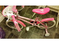 ROYAL BABY MERMAID STYLE PRINCESS PINK GRIL'S BIKES