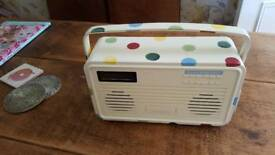 Emma Bridgewater Viewquest Retro Radio