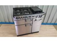 RANGEMASTER PROFESSIONAL 90CM STAINLESS STEEL COOKER