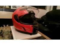 Viper bike helmet