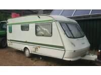 Elddis Caravan 2002