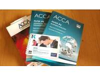 ACCA text books