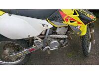 Suzuki DRZ 400E 2003 enduro / motocross for sale.. KTM 4 stroke wanted, part exchange / swap