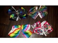 Hair bows REDUCED REDUCED