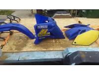Yamaha yz250/450