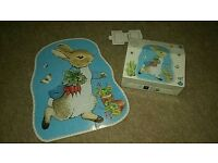 Peter Rabbit puzzle, M&S