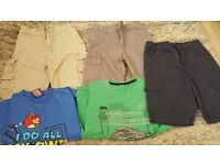 Boys clothes ages 6 - 12, mix of stuff