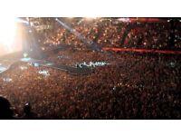 4 U2 tickets small arena in Milan (26.000 cap). FV 800, sell 1000. Fri 11 October
