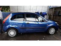 ford fiesta 1.25 new mot bargain @£1100