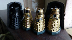 Doctor Who Genesis Ark And Daleks