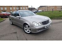 MERCEDES E320 CDI AVANTGARDE AUTOTIP 03 PLATE FULLY LOADED FULL SERVICE HISTORY PX WELCOME