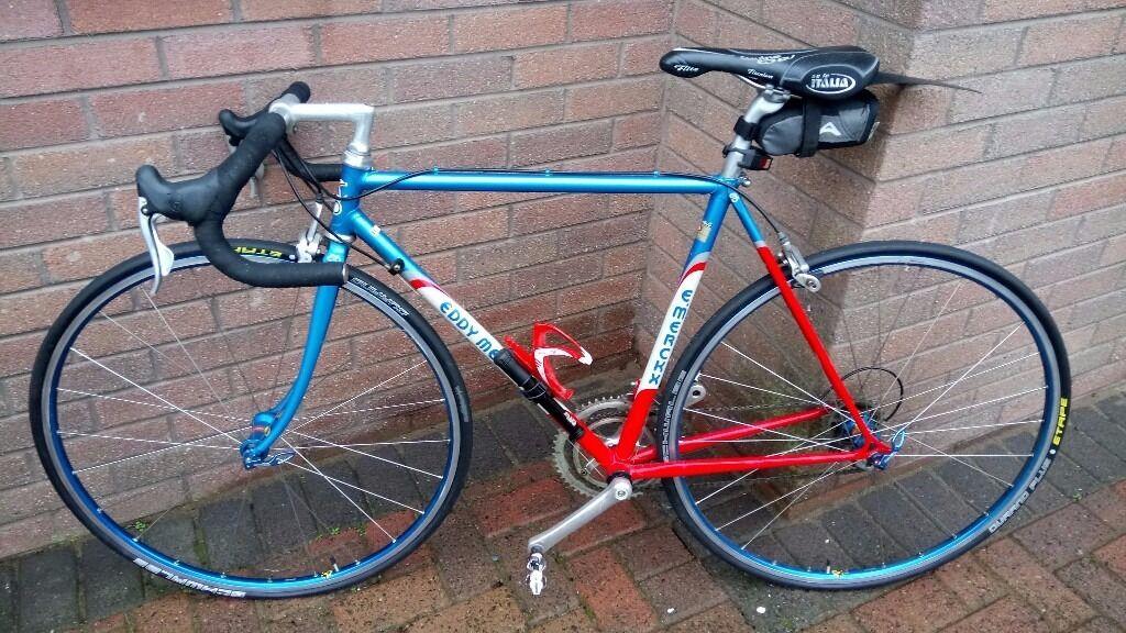 Eddy Merckx Vintage Road Racing Bike Team Motorola