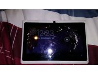 7'' TABLET FOR SPARES OR REPAIR FAULTY TABLET BROKEN TOUCHSCREEN BROKEN TABLET