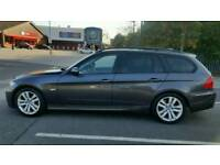Bmw 320d estate 2007