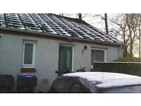 1 bed bungalow banchory