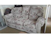 3 piece sofa excellent condition
