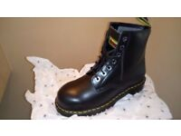 brand new size 10 Dr martin genuine safety boots RRP £90