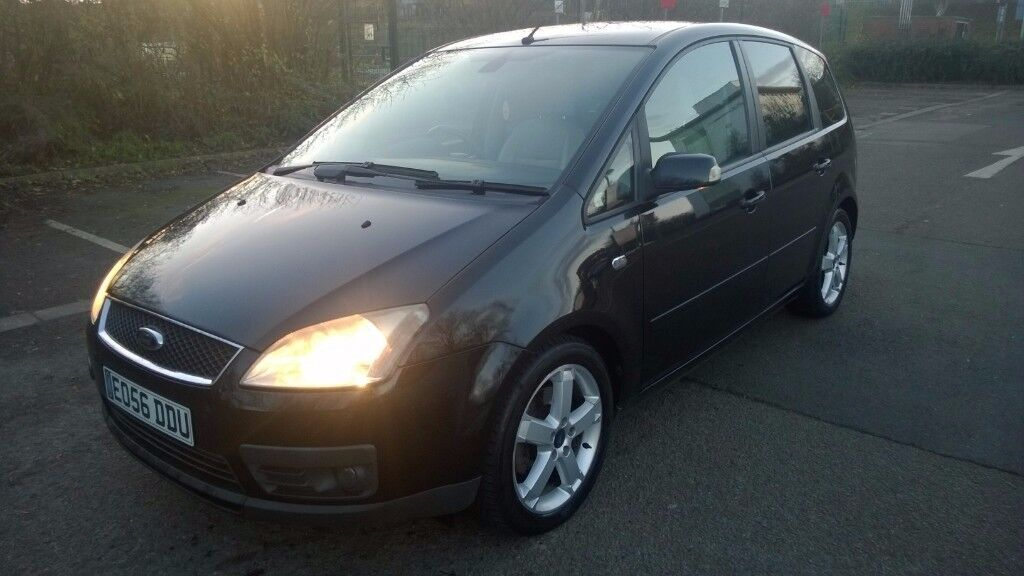 2006 ford focus c max cmax ghia diesel cream leather interior 129k excellent condition in. Black Bedroom Furniture Sets. Home Design Ideas