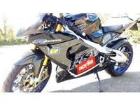Aprilia RSV mille R gen1 real carbon one off graphics £3500