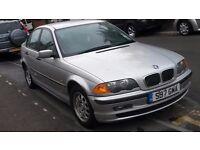 .........Sold.............. BMW 318i SE, 1 Year MOT for £499