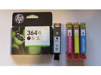 HP 364 XL INK CARTRIDGES