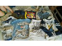 Boys 3-5 clothing bundle