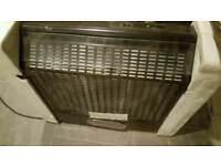 Extractor fan cooker hood