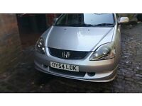2004 54 SILVER Honda Civic EP2 1.6 Sport BREAKING PARTS SPARES