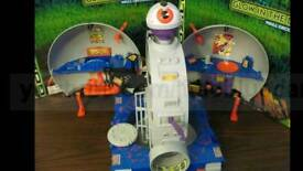 VINTAGE TEENAGE MUTANT NINJA TURTLES TECHNODROME