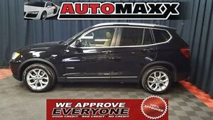 2013 BMW X3 xDrive28i Premium! $195 Bi-Weekly! APPLY NOW DRIVE