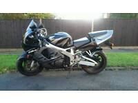 Honda cbr900rr New tyres pads spark plugs carb cleaned ready to go