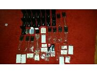 job lot of jewellery as pictured knecklaces ear rings