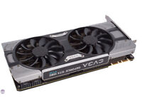 Nvidia Geforce EVGA 1080 FTW