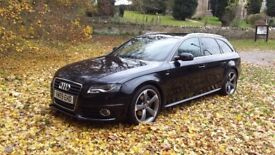 Audi A4 Avant 2.0 TDI S Line Special Edition