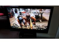 """TV Panasonic 42"""" Full HD Plasma TV With Freeview - delivery possible"""