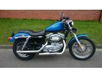 Harley Davidson XLH 883 Sportster