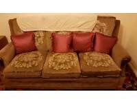 Free sofa set