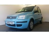 2005   FIAT Panda 1.2 Dynamic   LOW MILEAGE   NEW CAMBELT   ONE OWNER   JUST SERVICED   7 MONTHS MOT