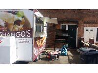 Wilkinson catering trailer 10ft 6ft