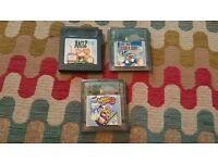Nintendo game boy games