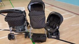 Mamas and Papas Ultima 8 in 1 Travel System *Excellent condition*