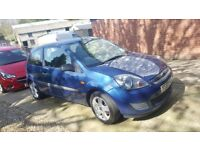 Very low millage fully loaded fiesta climate like new great 1st car 12mths mot full service history