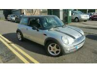 BARGAIN MINI COOPER 1.6, 12 MONTH MOT, LOW MILEAGE, LPG, HALF LEATHERS, ALLOYS, GOOD TYRES