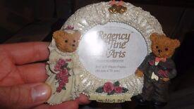 Regency Arts Wedding Photo Frame