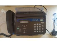 Phillips Magic 2 -3 in 1 Telephone/fax machine/copier